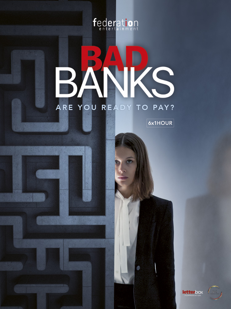 Bad Banks S01 SweSub+MultiSubs 720p x264